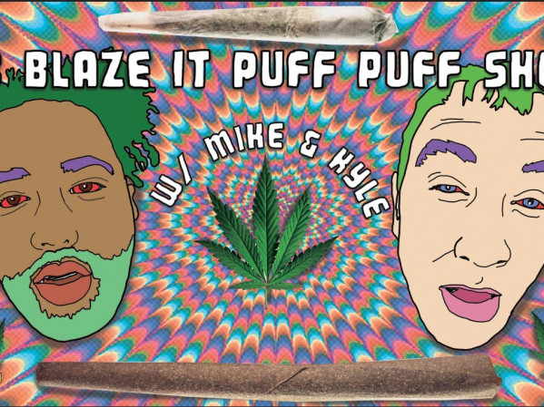 Blaze It Puff Puff Show Event tickets - Good Good Comedy Theatre