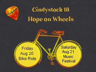 Cindystock 18 - Hope on Wheels