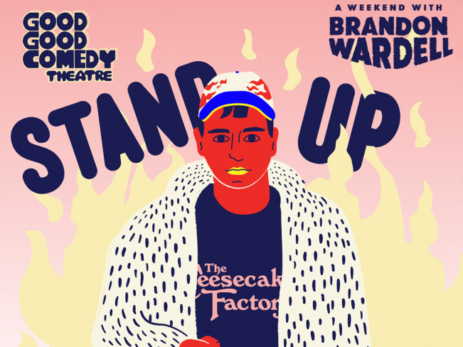 Good Good presents Brandon Wardell Event tickets - Good Good Comedy Theatre