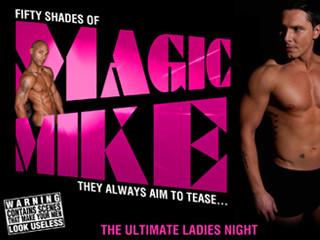 Fifty Shades Ladies Night