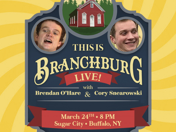 This is Branchburg Event tickets - Good Good Comedy Theatre