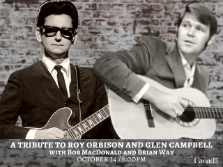 Tribute to Roy Orbison & Glen Campbell