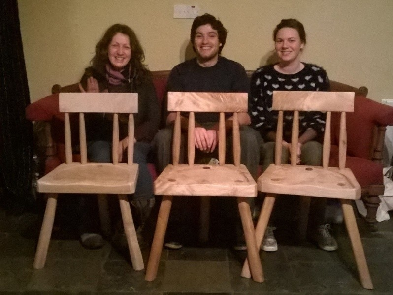 Hedge Chair Making Course