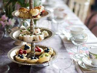 Children's Tea Party at Iveridge Hall tickets - Little Hiccups