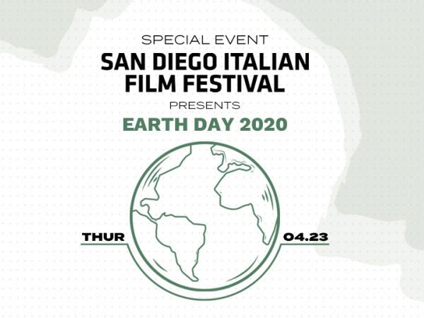Earth Day 2020 Event tickets - San Diego Italian Film Festival