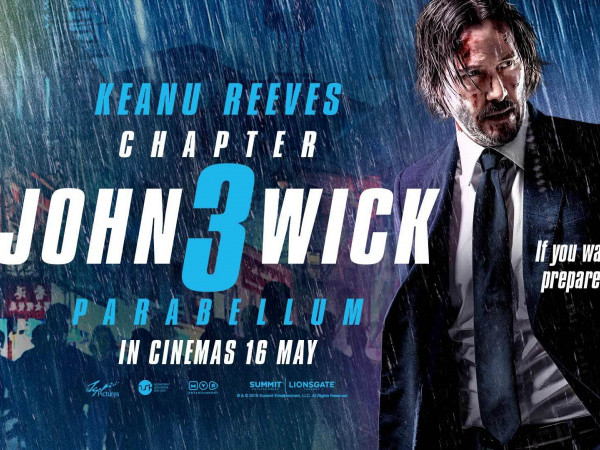 Regarder John Wick 3 2019 Film Streaming tickets