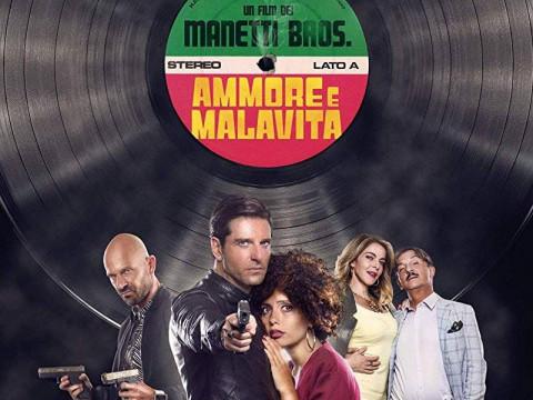 Ammore e malavita tickets - San Diego Italian Film Festival
