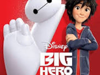 Big Hero 6 - Regina Movie Night
