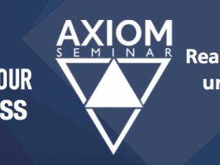 Axiom Seminar 2020 POSTPONED.