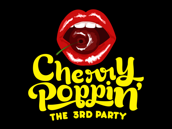 Cherry Poppin' - The 3rd Party Event tickets - events@loveyourself.ph