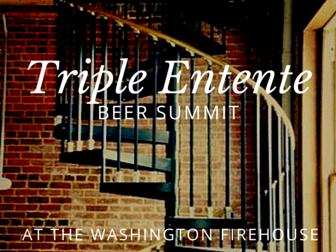 2016 Triple Entente Beer Summit Event tickets - Lawfare