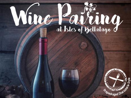International Wine Pairing