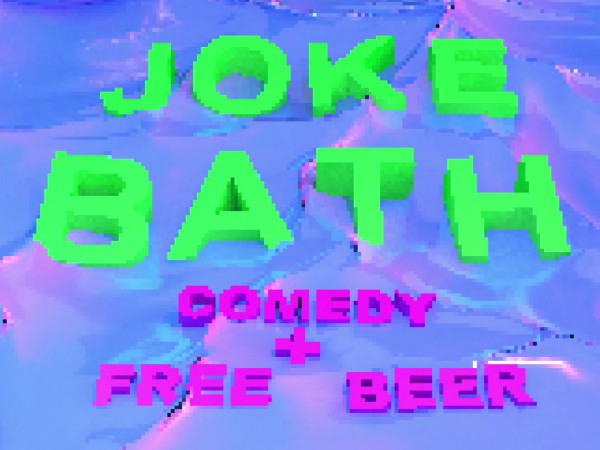 Joke Bath: Comedy + Free Beer Event tickets - Good Good Comedy Theatre