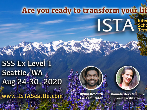 ISTA SSSEX Level 1 Seattle 2020