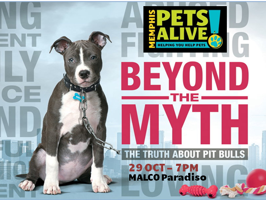 """MPA!s """"Beyond the Myth"""" Movie Event Event tickets - Memphis Pets Alive!"""