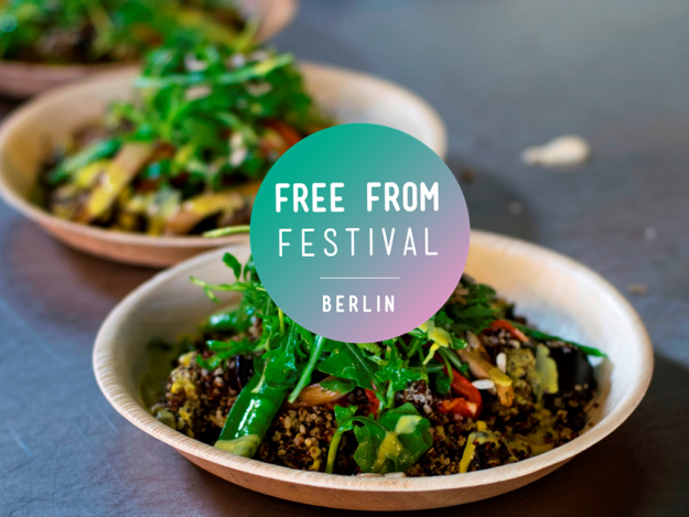 Free From Festival Berlin Event tickets - Free From Festival Berlin