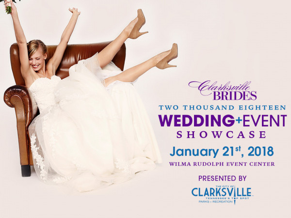 Clarksville Brides Showcase 2018 Edition Event tickets - Clarksville Brides