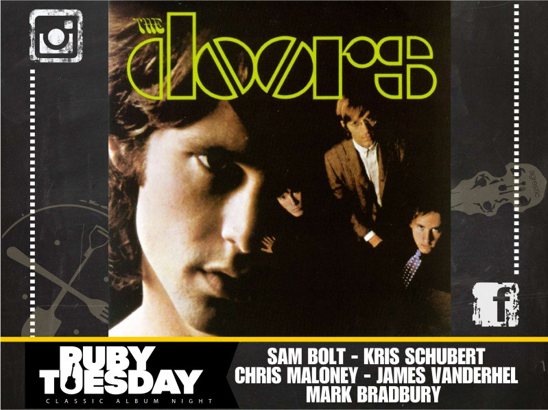 Ruby Tuesday - The Doors