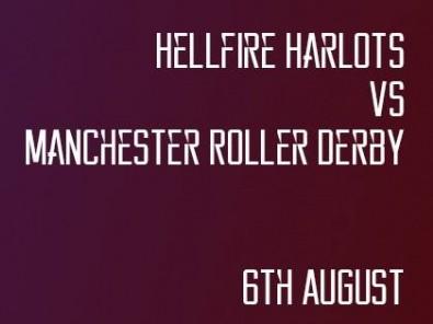Live Roller Derby Hellfire Harlots V MRD Event tickets - Nottingham Hellfire Harlots