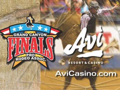 Grand Canyon Pro Rodeo Finals 2019