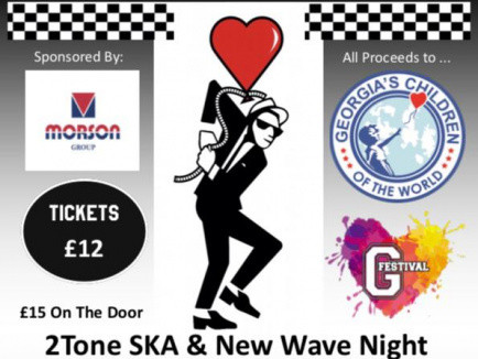 G-Fest's - 2Tone, SKA and New Wave Night