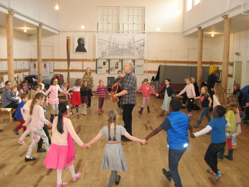Dancing for Fun February 2018 Event tickets - British Schools Museum