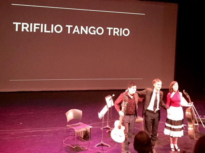 Bienvenidos al Ring: Release Concert  tickets - Trifilio Tango