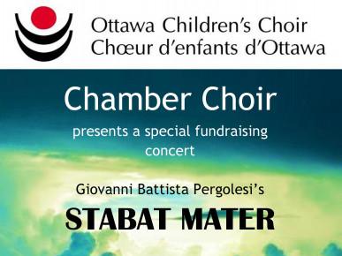 Stabat Mater - Fundraising Concert Event tickets - Ottawa Children's Choir