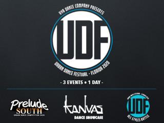 UDF - Urban Dance Festival-Florida 2020 Event tickets - Prelude Dance Competition