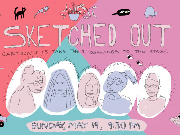 Sketched Out tickets - Good Good Comedy Theatre