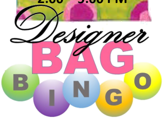 Ladies of Helena Designer Bag Bingo Event tickets - lohbingo