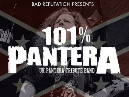 101% Pantera (UK Pantera Tribute) tickets - Dolans pub
