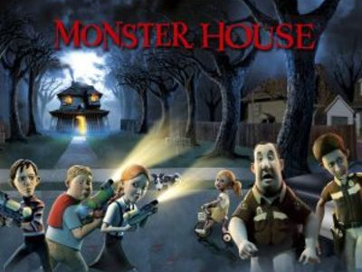 Side 1: Monster House and Goose Bumps