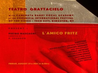 L'AMICO FRITZ BY MASCAGNI