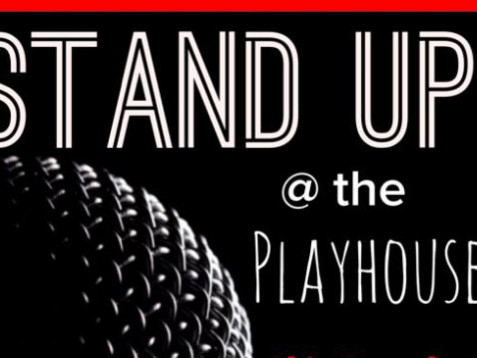 October 27th Stand up @ the Playhouse Event tickets - Playhouse
