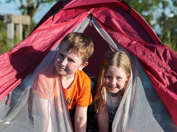 Big Wild Family Camp Night