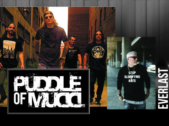 Puddle of Mudd & Everlast