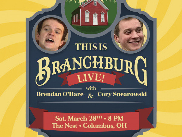 This is Branchburg tickets - Good Good Comedy Theatre