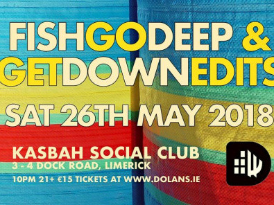 Fish Go Deep tickets - Dolans pub