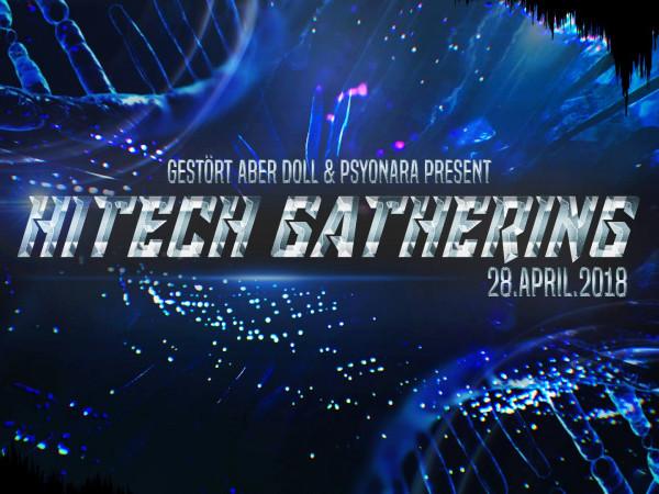 Hitech Gathering 2018 Event tickets - Gestörtaberdoll