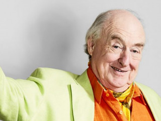 An evening with Henry Blofeld