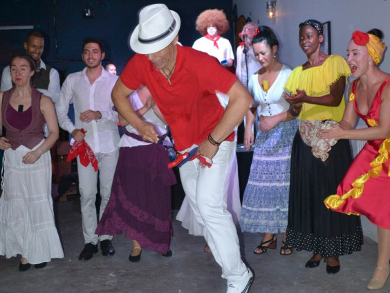 Monthly Afro-Rumba-Salsa Party