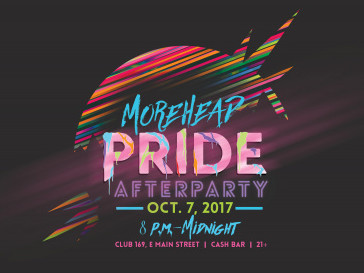 Morehead Pride 2017 Afterparty Event tickets - moreheadpride
