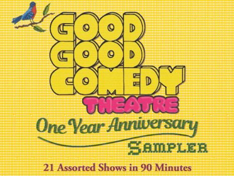 Good Good's One-Year Anniversary Sampler Event tickets - Good Good Comedy Theatre