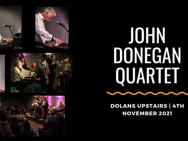 The John Donegan Quartet