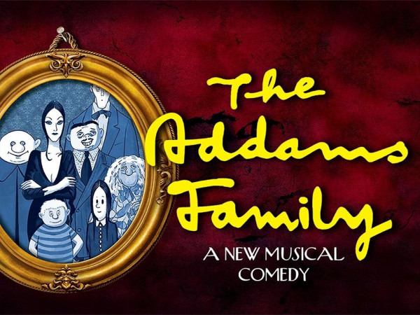 Addams Family Young @ Part