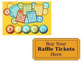 Bingo Cards & Raffle Tickets