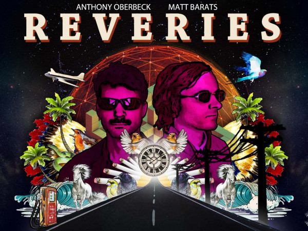 REVERIES Event tickets - Good Good Comedy Theatre