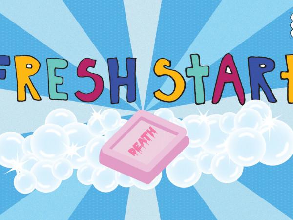 Fresh Start Event tickets - Good Good Comedy Theatre