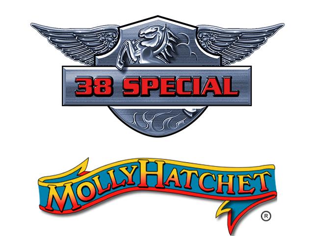 38 SPECIAL & MOLLY HATCHET